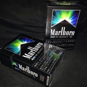 Marlboro W Burst